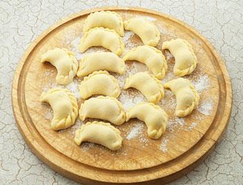 Русские пельмени, пошаговый рецепт с фото