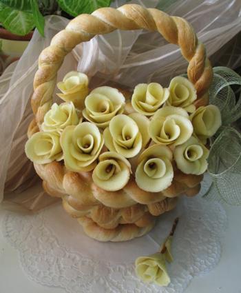 Печенье «Роза»