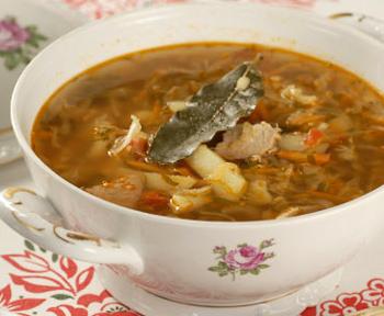 супы рецепты с фото русские