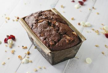 Сухой пирог с орехами и изюмом – кулинарный рецепт