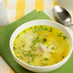 Суп с макаронами в мультиварке