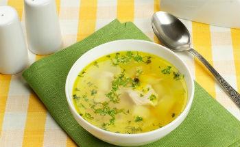 рецепт вкусного супа с макаронами