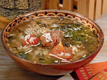 рецепты супа харчо для мультиварки филипс