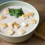 Грибной крем суп в мультиварке