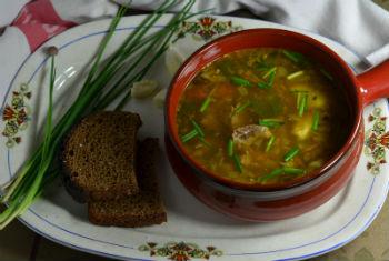 рецепт супа для мультиварки марта