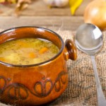 Суп из свинины в мультиварке