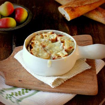 Рецепт очень вкусного лукового супа
