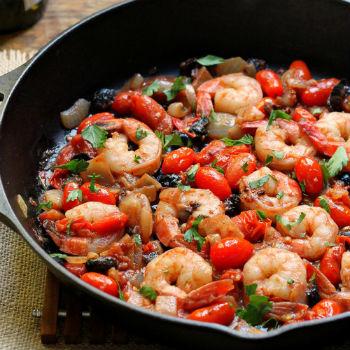 Как готовить блюдо путанеска