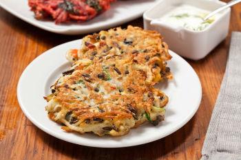 Картофельные драники из картошки - Дело Вкуса