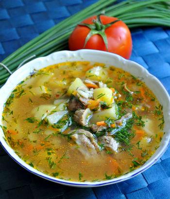 Суп харчо - рецепты с фото. Как приготовить суп харчо из ...
