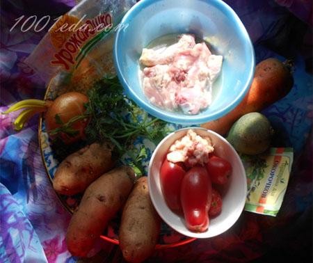 рецепт супа с курицей и макаронами в мультиварке