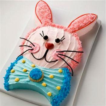 как приготовить торт заяц