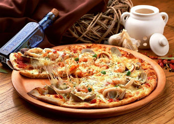 рецепт теста для пиццы с сухими дрожжамт