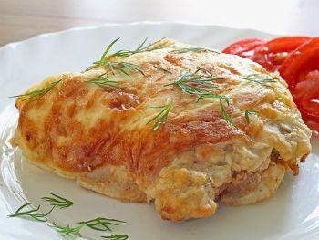 """Вариация """"Мясо по-французски"""" – кулинарный рецепт"""