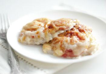 Рецепт мяса по-французски с болгарским перцем