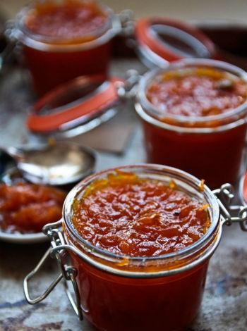 Джем из томатов – кулинарный рецепт