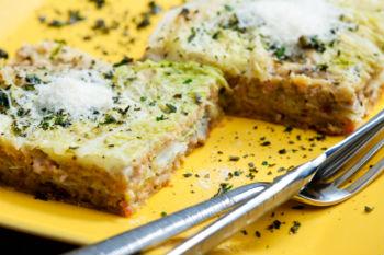 рецепты лазаньи с фаршем и капустой с фото