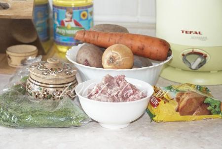 суп вермишелевый с фрикадельками рецепт