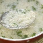 """Итальянский суп """"Cтрачателла"""": рецепт с пошаговым фото"""