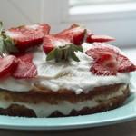 Вкусный пирог из манки с творожным кремом: рецепт с пошаговым фото