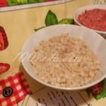 Перловая каша и салат из свеклы на пару в мультиварке