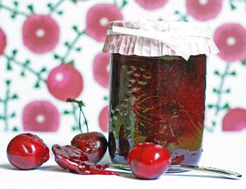 Вкусное варенье из вишни рецепт