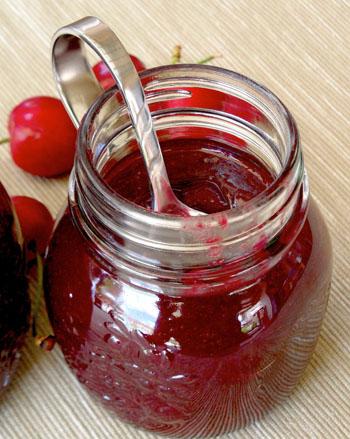 вишневый джем как приготовить