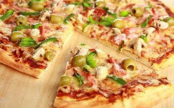Приготовить тесто для пиццы быстро