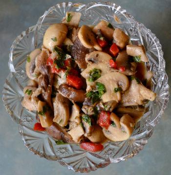 рецепты легкого и быстрого салата на