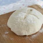 Тесто для пиццы на воде с оливковым маслом