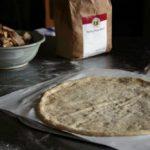 Тесто для пиццы на закваске