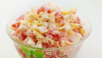 Рецепты вкусных блюд с крабовым мясом: пошаговое описание
