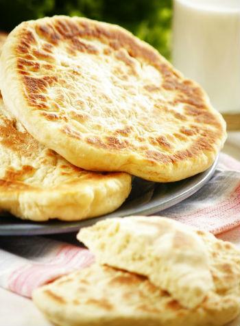 Как приготовить лепешки с сыром на сметане