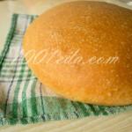 Хлеб «Чистый»: рецепт с пошаговым фото
