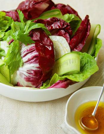 рецепты из листового салата на зиму