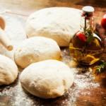 Бездрожжевое тесто для итальянской пиццы