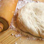 Бездрожжевое тесто для пиццы без яиц
