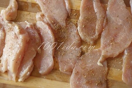Рецепт отбивных из курицы в кляре