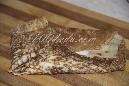 Блины с мясом фаршем рецепт с пошаговым 17