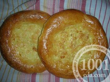 Лепешка узбекская рецепт пошагово в