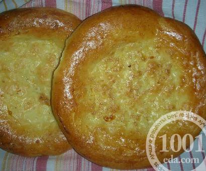 лепешка из тандыра в духовке рецепт