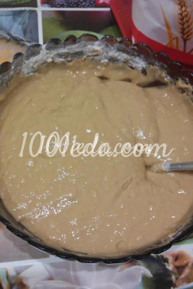 Пирог в мультиварке из кефира и варенья рецепт с пошагово