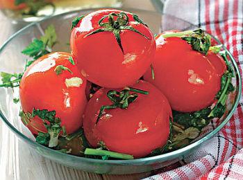 как приготовить помидоры в желе