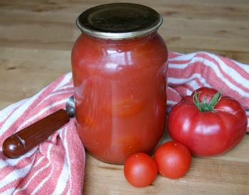 Как сделать томатный сок из помидоров в домашних условиях 22