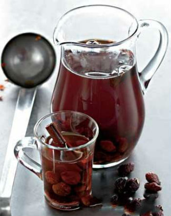 рецепт компота из чернослива