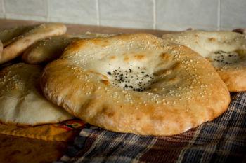 Узбекские лепешки рецепт в духовке