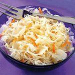 Салат из капусты с перцем на зиму