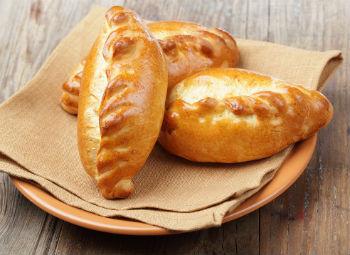 пирожки из вишни рецепт фото