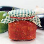Салат баклажаны с помидорами на зиму