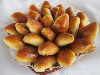 рецепты пирожков с сухофруктами
